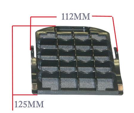x10 sacs aspirateur rowenta power space ro212301. Black Bedroom Furniture Sets. Home Design Ideas