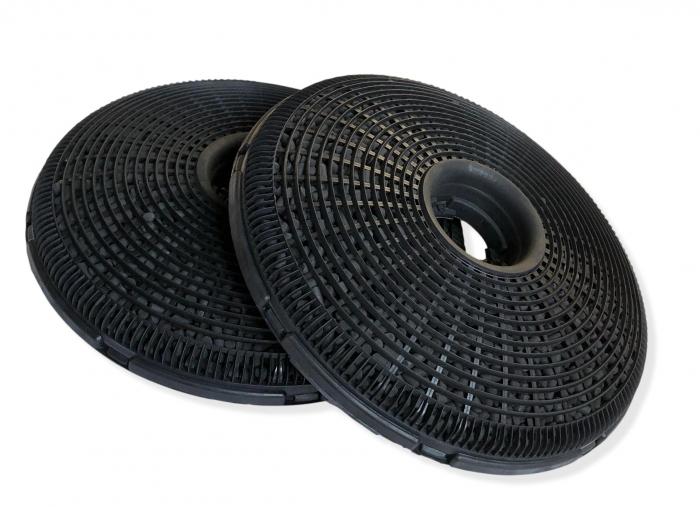 Filtre hotte charbon type AK201AE1 hotte  ARTHUR MARTIN AFG5001