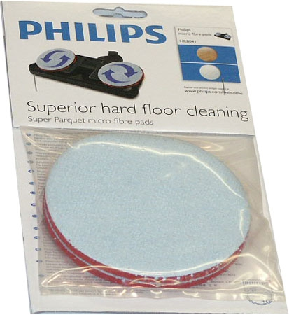 2 feutres patins pour brosse philips super parquet twist. Black Bedroom Furniture Sets. Home Design Ideas