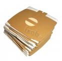 x10 sacs aspirateur textile ELECTROLUX D 740 - D 742 - D 745