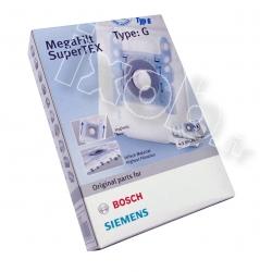x4 sacs aspirateur BOSCH TYPE G - Microfibre
