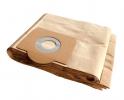 x5 sacs aspirateur DE LONGHI XD 1000 PD