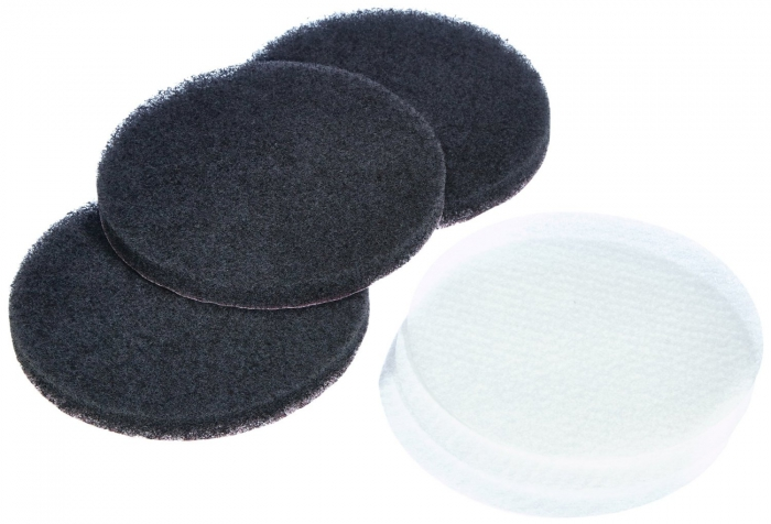 3 filtres anti graisse et odeur friteuse moulinex clean air. Black Bedroom Furniture Sets. Home Design Ideas