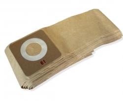 x10 sacs aspirateur SOTECO MICRO+