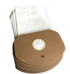 x10 sacs aspirateur SOTECO ASA