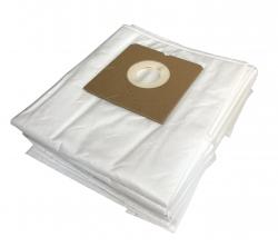 x10 sacs textile aspirateur MOULINEX BOOGY 1500 - Microfibre
