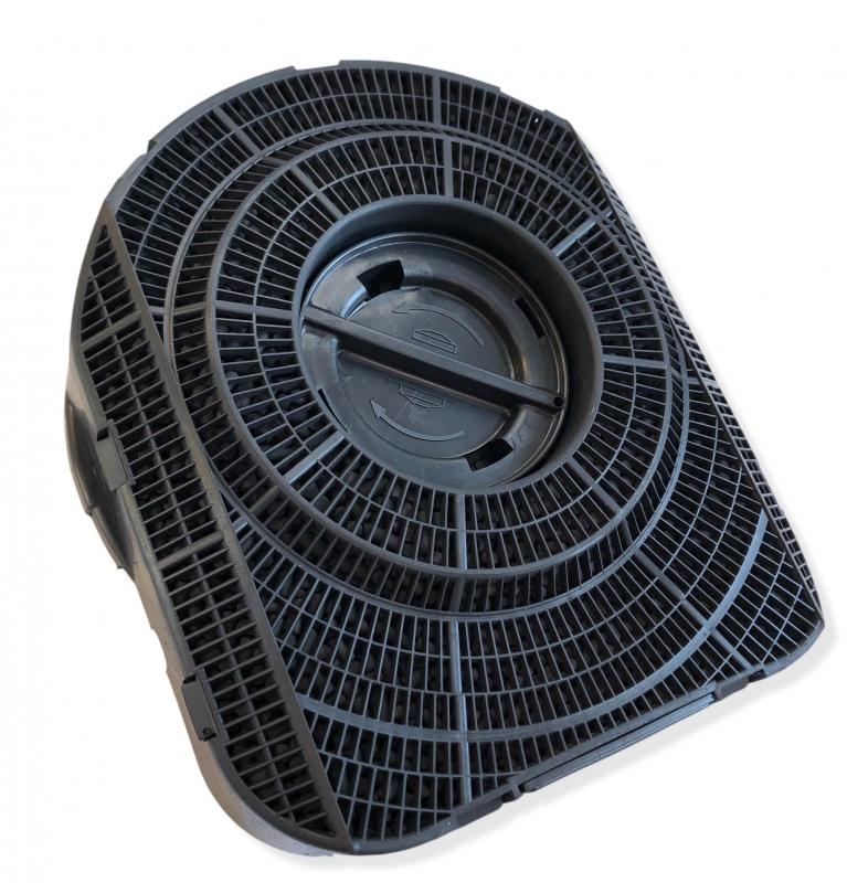 Filtre charbon actif hotte ariston he 90 f 1 ix for Hotte de cuisine filtre charbon