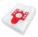 10 sacs + filtres aspirateur MIELE FUSHIA