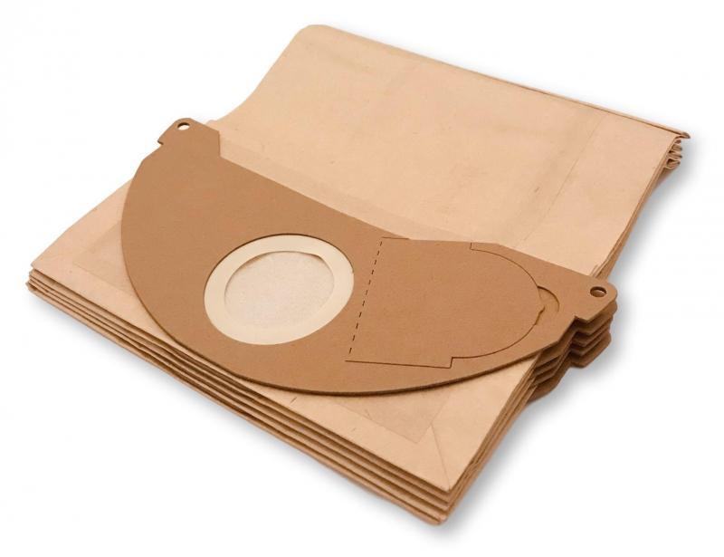 sac aspirateur karcher wd lot de 5 sacs. Black Bedroom Furniture Sets. Home Design Ideas