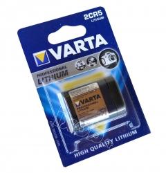 Batterie  VARTA 2CR5 technologie Lithium 6V - batterie appareil