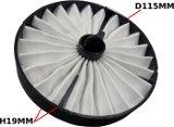 Filtre rond aspirateur LG - GOLDSTAR VC7050 - VC7050 NTB - VC7050 NTS - VC7050 HT