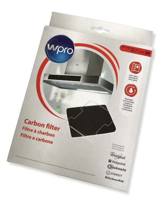 Filtre charbon actif hotte SCHOLTES HP966IX
