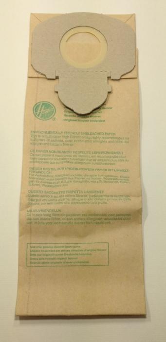 10 sacs aspirateur HOOVER H21
