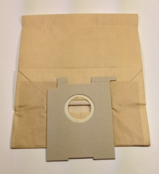10 sacs aspirateur TORNADO GT410