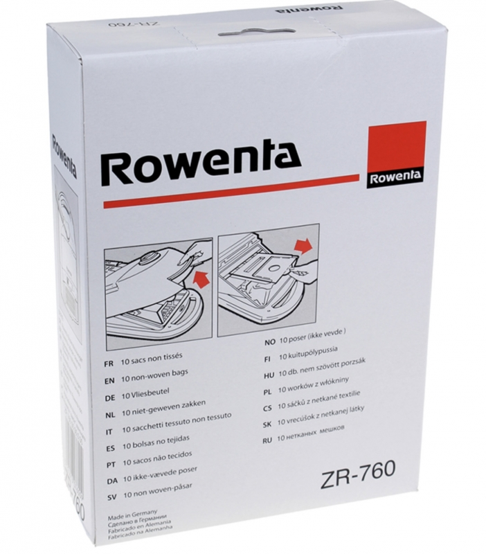 sac aspirateur  rb rowenta