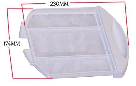 Filtre sèche-linge THOMSON AIR609C