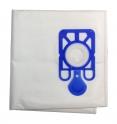 x5 sacs aspirateur NUMATIC HETTY - Microfibre