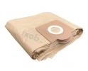 x10 sacs aspirateur SOTECO BASE 101