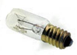 LAMPE pour REFRIGERATEUR E14 15W 20X48