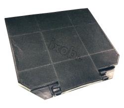 Filtre charbon actif hotte SMEG KFV91