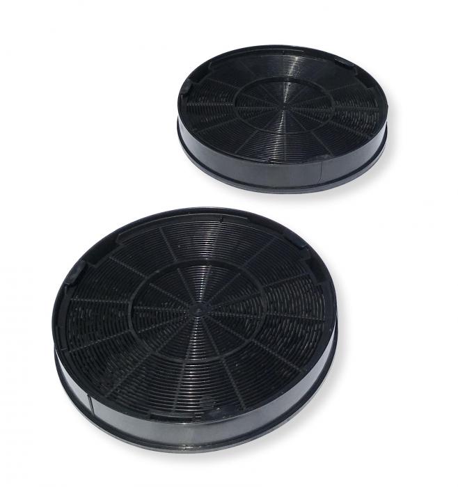 2 filtres charbon actif hotte roblin 5038000. Black Bedroom Furniture Sets. Home Design Ideas