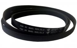 Courroie 1151H7 MAEL lave-linge BOSCH LC850