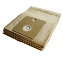 x10 sacs aspirateur LECLERC T0 490