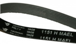 Courroie 1151H7 MAEL lave-linge VEDETTE EG8003