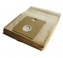 x10 sacs aspirateur PROGRESS EXCLUSIV 1050