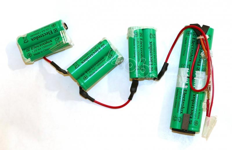batterie ensemble aspirateur balai electrolux zb2929p ergorapido. Black Bedroom Furniture Sets. Home Design Ideas