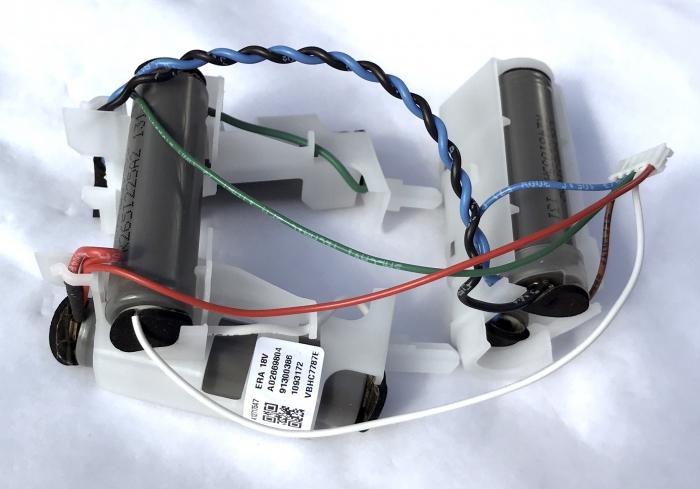 batterie 18v li ion aspirateur balai electrolux ergorapido plus zb 3011 zb3011. Black Bedroom Furniture Sets. Home Design Ideas