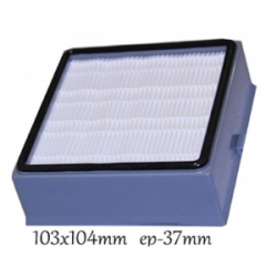 Filtre hepa H13 aspirateur NILFISK GM 520