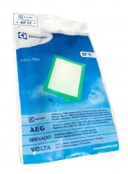 Filtre cassette EF17 aspirateur TORNADO TO6810
