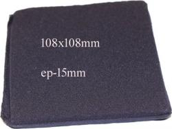 Filtre charbon actif aspirateur NILFISK EXTREME X 150 PARQUET