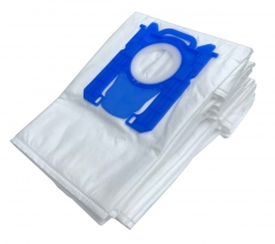 x10 sacs textile aspirateur A.E.G. ESSENSIO AEO 5470 - Microfibre