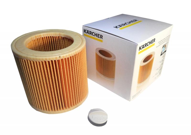 2x Filtre Cartouche /& Fermeture Pour Karcher K 2301 K 2901 F a 2654 me a 2574 me