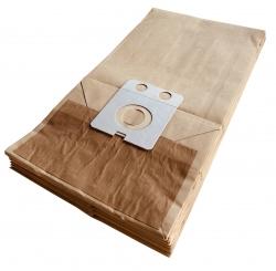 10 sacs aspirateur NILFISK 82017401