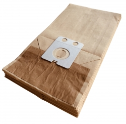 10 sacs aspirateur NILFISK 822228