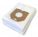 x10 sacs textile aspirateur PHILIPS OSLO - Microfibre