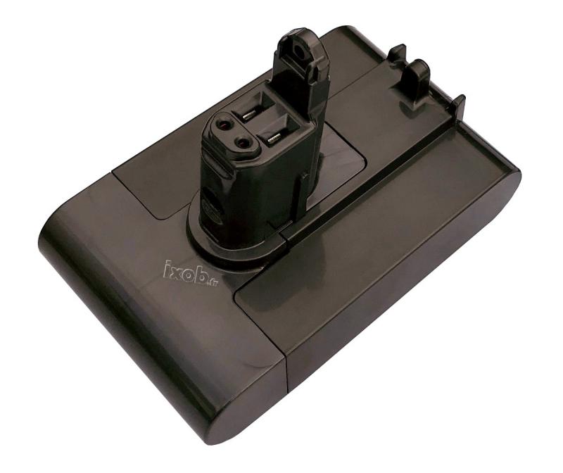 batterie d 39 origine aspirateur dyson dc43h. Black Bedroom Furniture Sets. Home Design Ideas