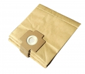 x10 sacs aspirateur CURTISS SGR 158 - SGR  160