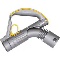 Poignée de flexible aspirateur DYSON DC08 LIQUISTEEL