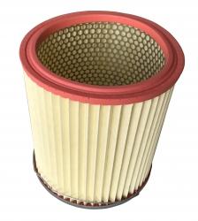 Cartouche filtrante aspirateur bidon TORNADO TO 143 S
