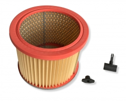 Cartouche filtrante aspirateur ALASKA NTS 30 CUVE 30L