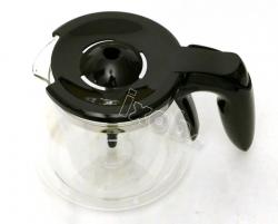 Verseuse noire en verre cafetiere PHILIPS HD7459/23