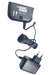 Chargeur de batteries 9.6V à 18V Ni-Cd & Ni-Mh BLACK DECKER