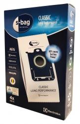 4 sacs Classic long performance aspirateur PHILIPS CLASSIC LONG PERFORMANCE