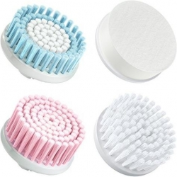 4 brosses Nettoyant facial BRAUN SILK-EPIL FACE 831 BEAUTY EDITION
