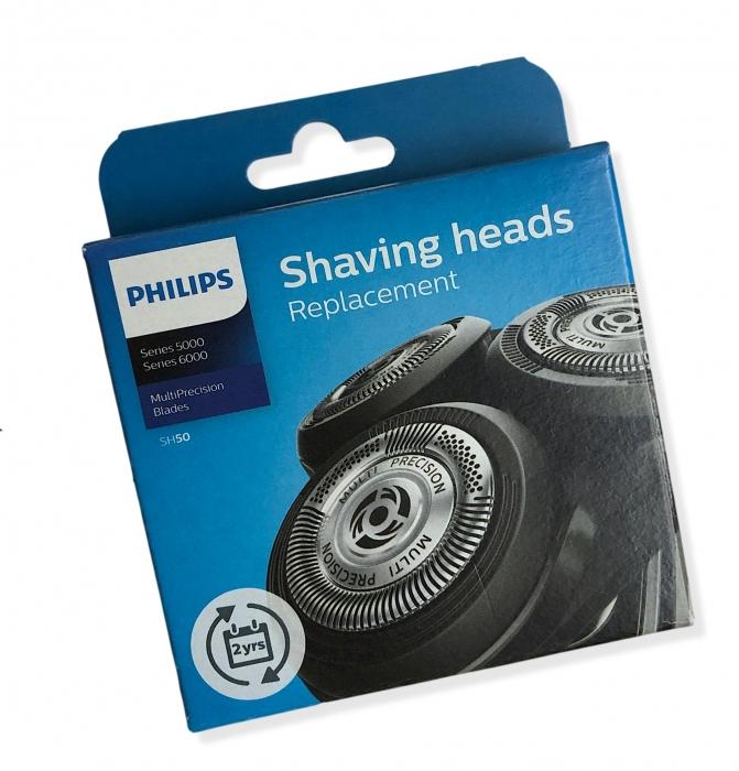 Tête de rasoir HQ8 pour rasoir PHILIPS HQ7300