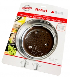 Panier inox 220mm pour cocote SEB AUTHENTIQUE INOX 6L